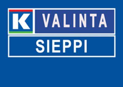 K-valinta Sieppi