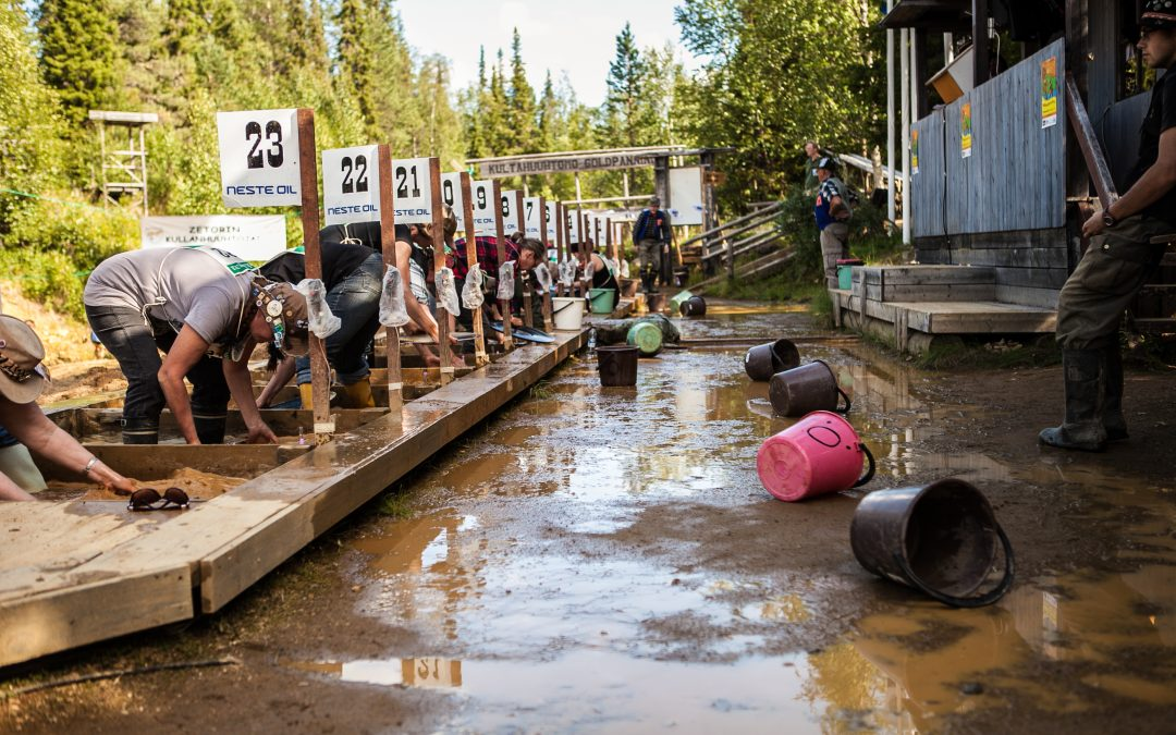 Gold Panning World Championships