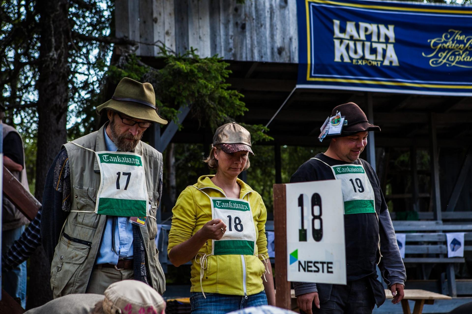 Kullanhuuhdonnan MM Kilpailut Full Visit Sompio