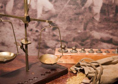 Gold Prospector Museum in Tankavaara