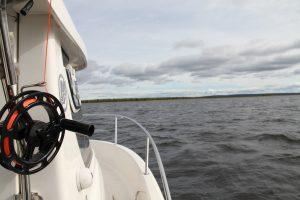 Lokka Porttipahta Lakes Lapland Finland Visit Sompio