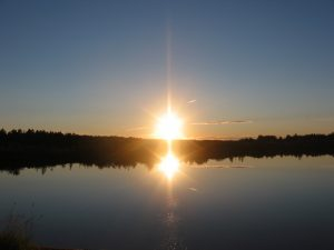 Lokka Porttipahta Lakes Lapland Finland IMG Visit Sompio