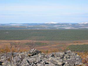 Lokka Porttipahta Lakes Lapland Finland Lokasta Visit Sompio