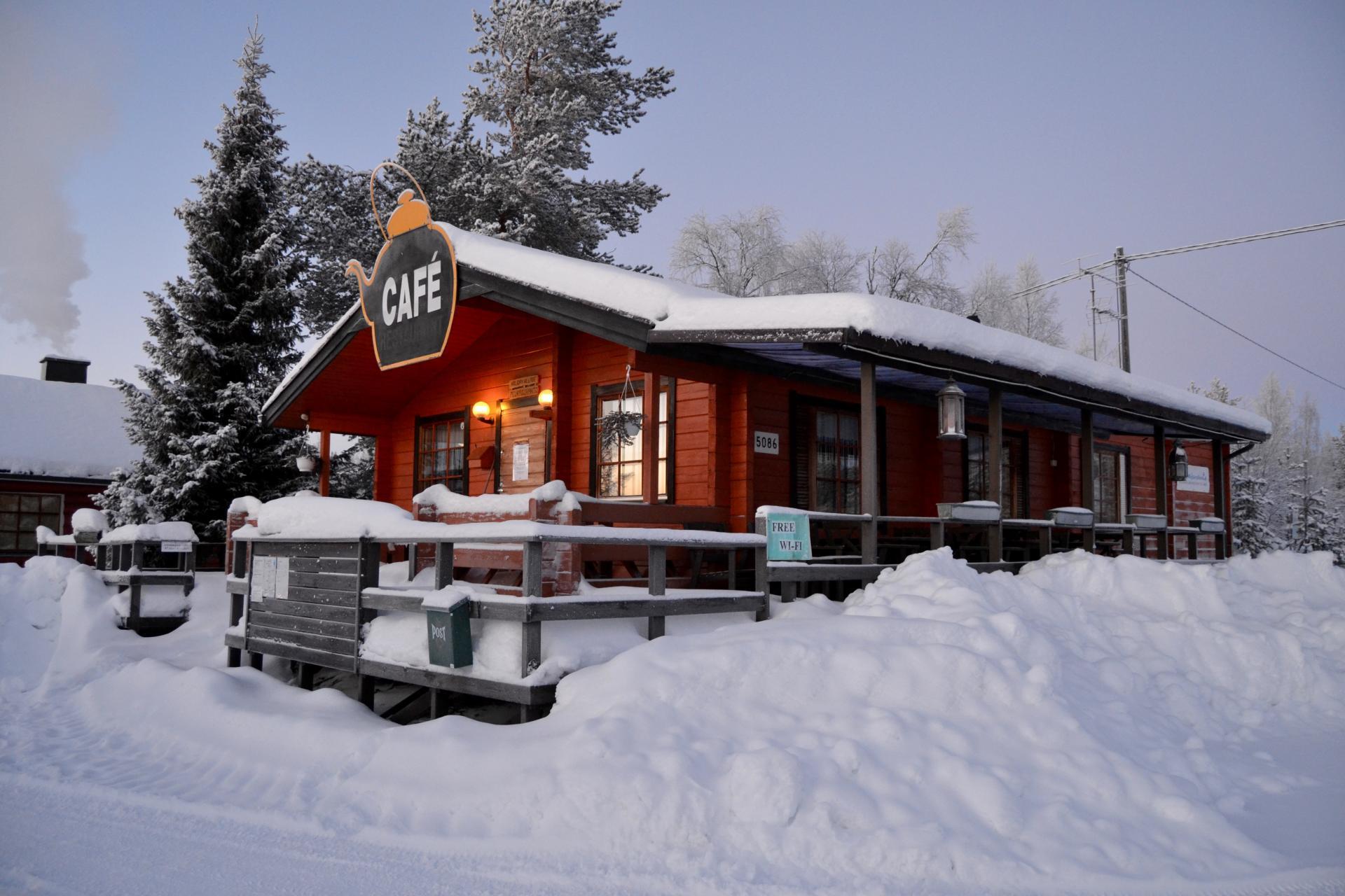 Peurasuvannon Lomakylä 9