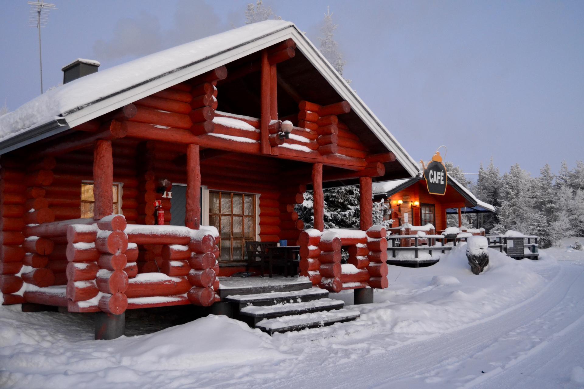Peurasuvannon Lomakylä 8