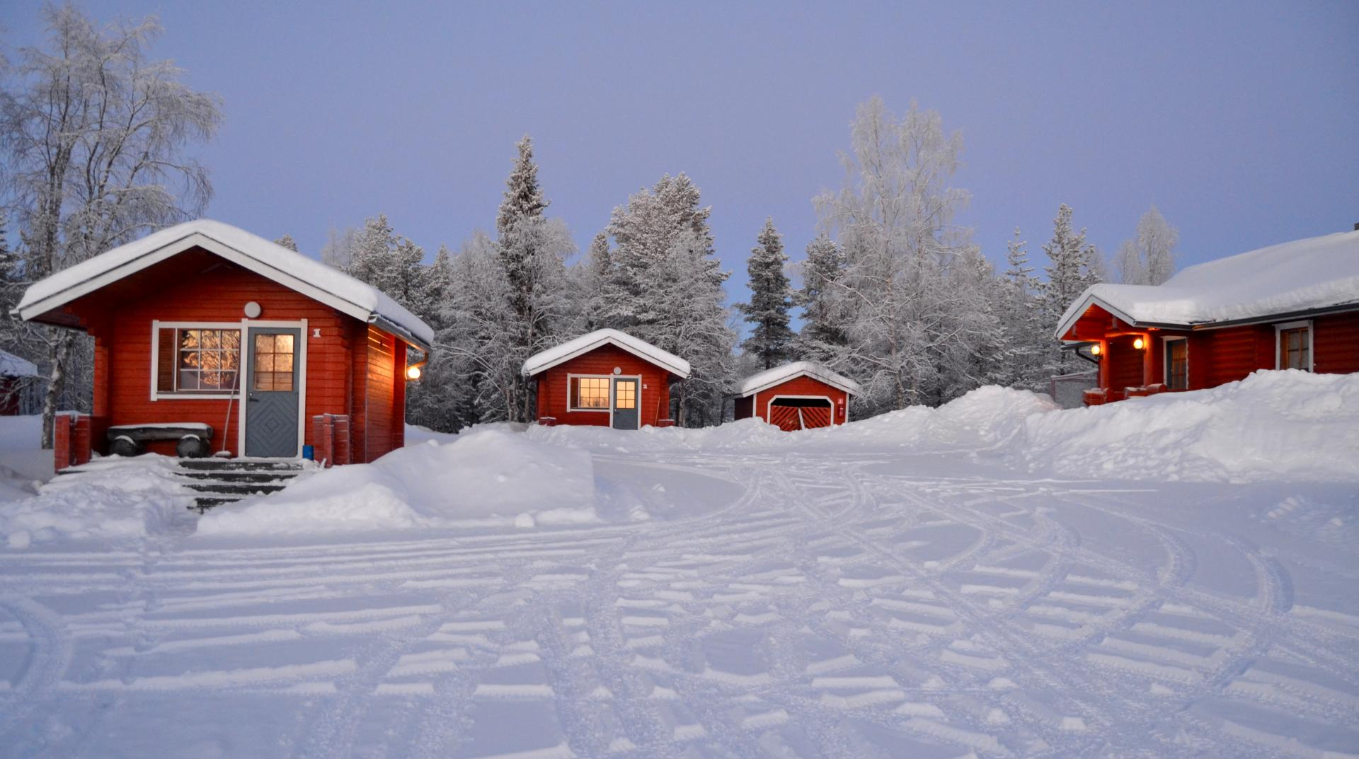 Peurasuvannon Lomakylä 7