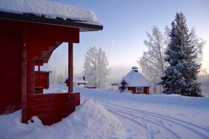 Peurasuvannon Lomakylä 6