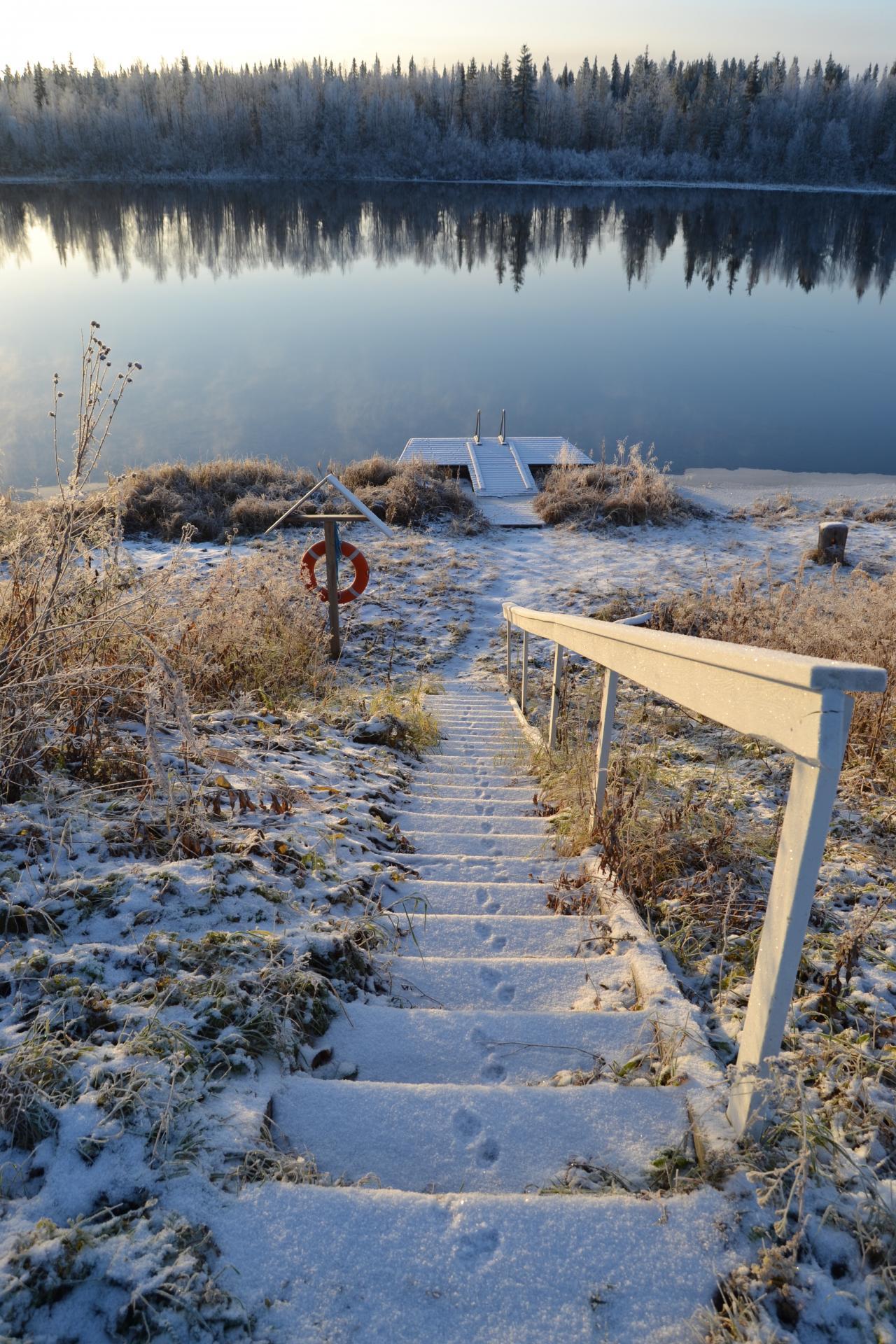 Peurasuvannon Lomakylä 4