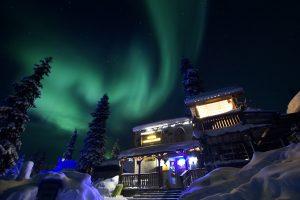 Tankavaara Gold Village Lapland Finland Ravintola Revontulet Marko Lauronen Visit Sompio