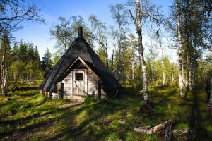 Sompio Nature Reserve National Park Lapland Sompiojarvi Visit Sompio