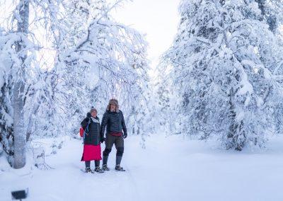 Tankavaaran Kultakylä Sompiosulanderphoto Visit Sompio